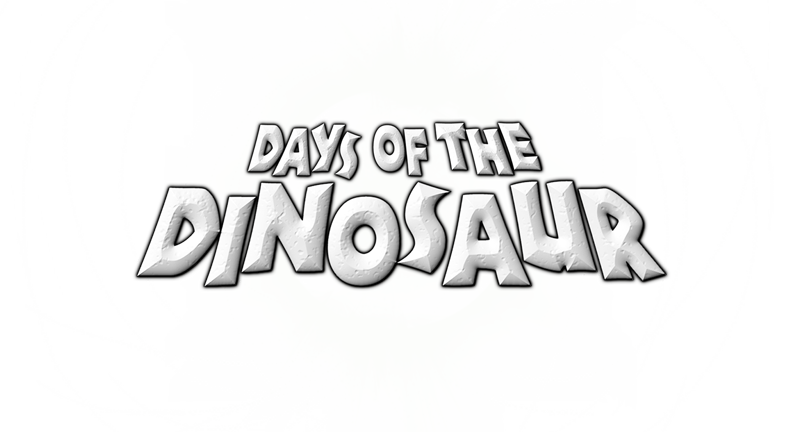 Days of the Dinosaur